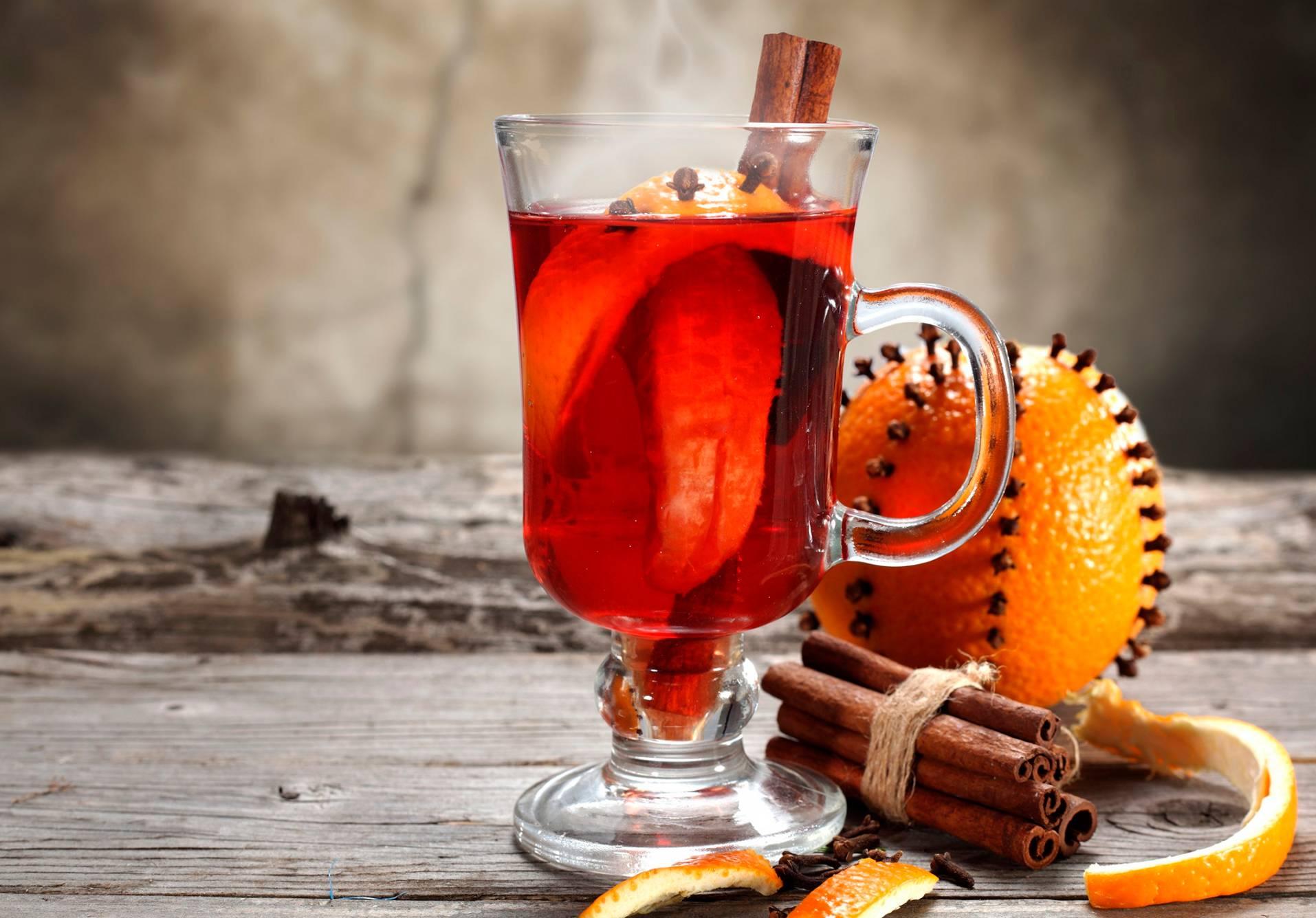 Отличные рецепты согревающих напитков