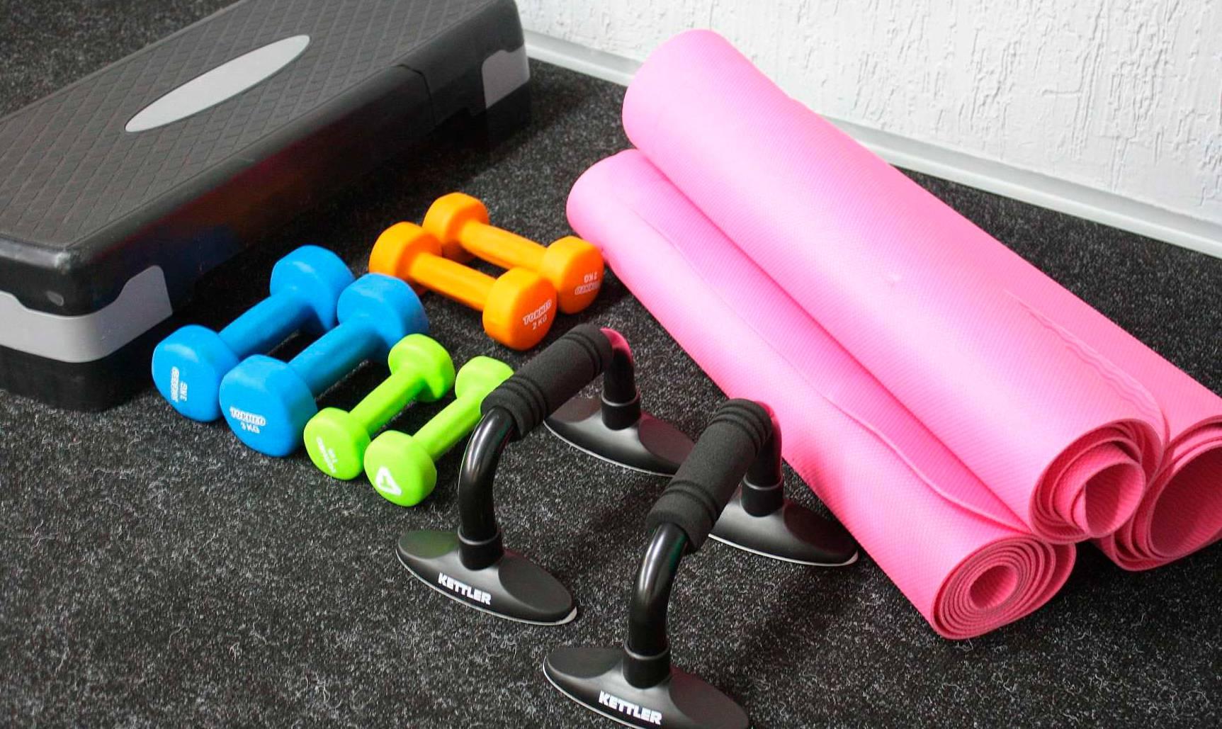 Гаджеты для упражнений дома