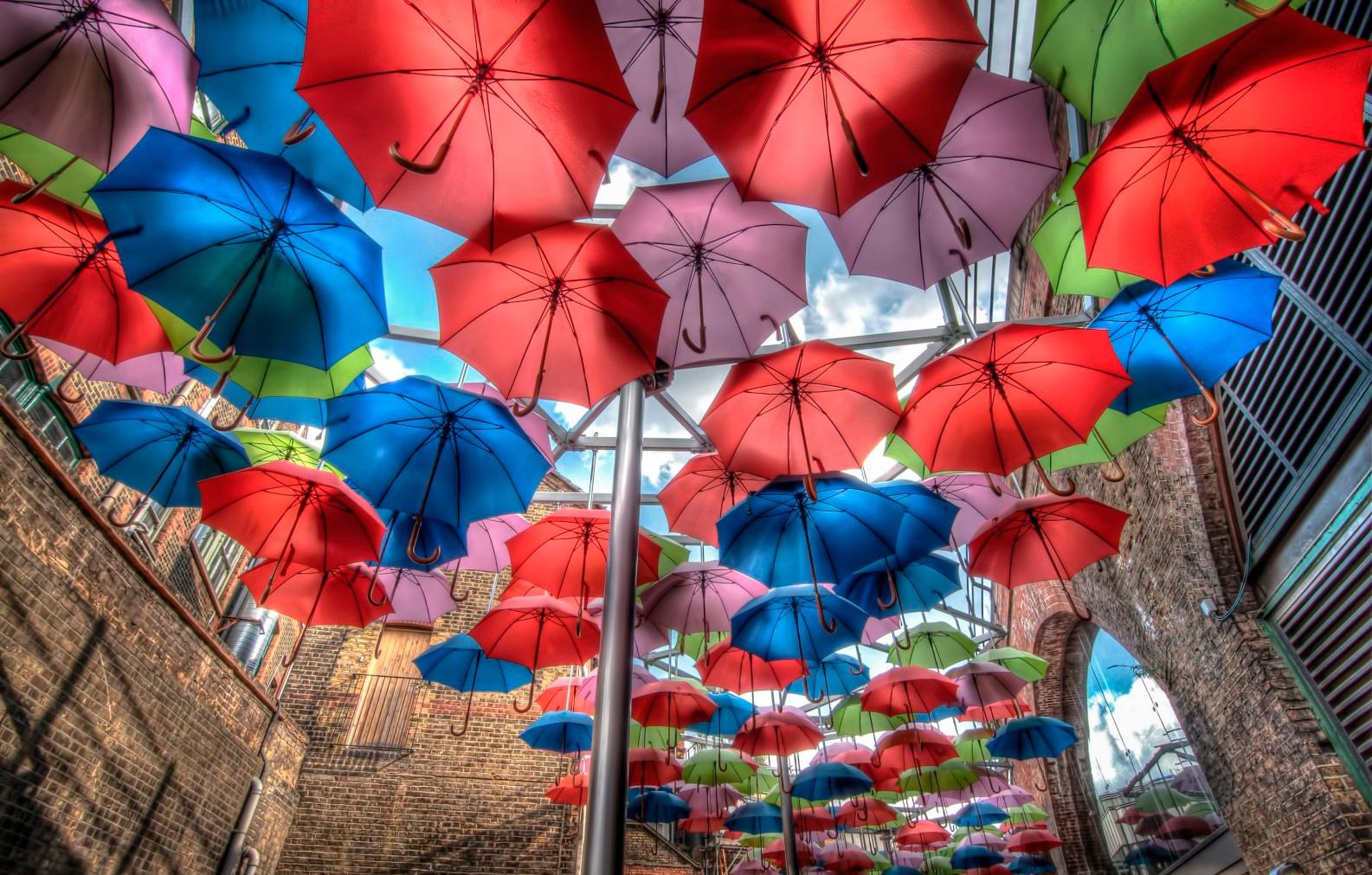 7 интересных фактов о зонтах