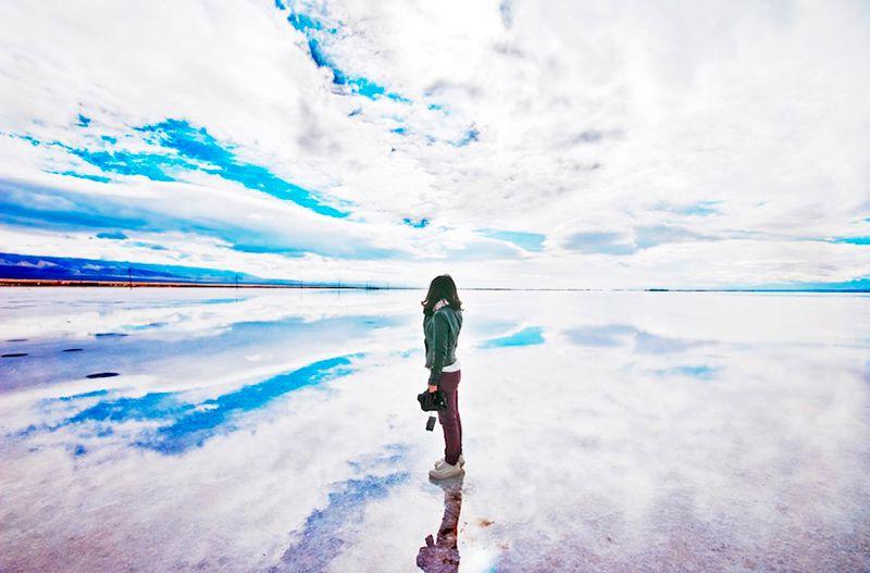 Какое самое соленое озеро