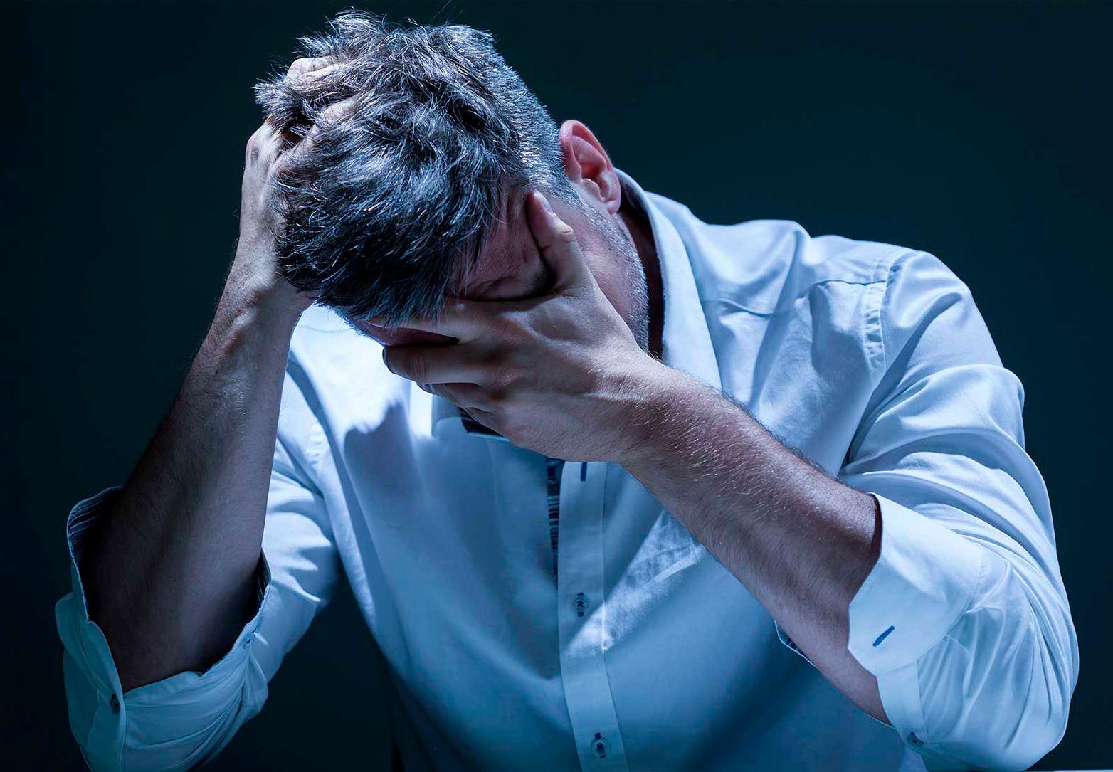 Психическое здоровье мужчин