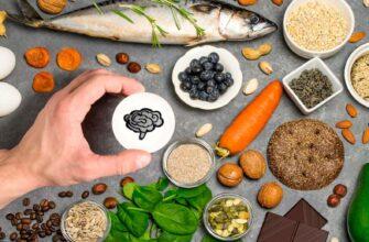 Список полезных продуктов для организма