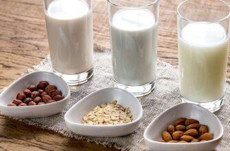 Насколько полезно растительное молоко