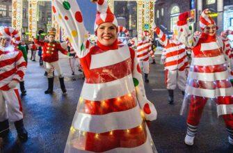 Как празднуют новый год разные страны мира