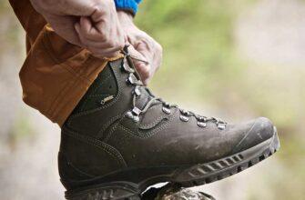Трекинговая обувь - на что обращать внимание при покупке