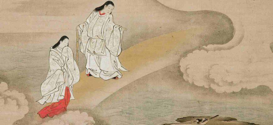 Мифы о сотворении мира - японский миф «Мировой котел»