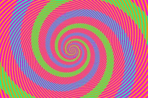 Сколько цветов вы видите в этой оптической иллюзии