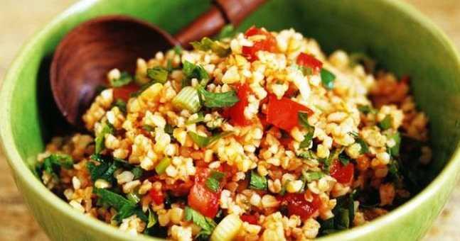 Вкусные салаты - 10 рецептов для весны
