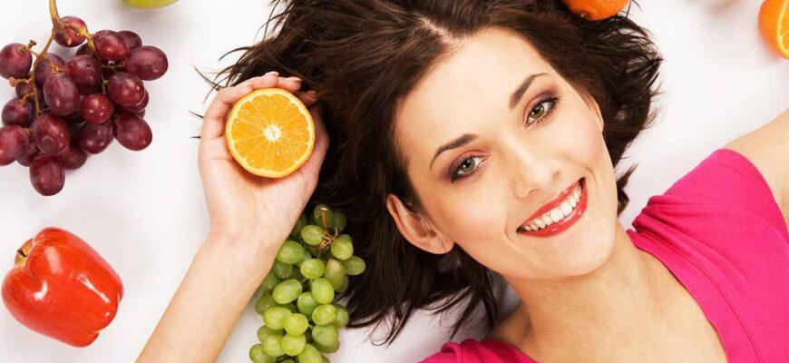 Витамин С для кожи и здоровья