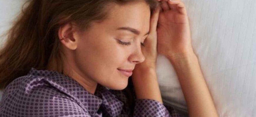 Как похудеть во время сна