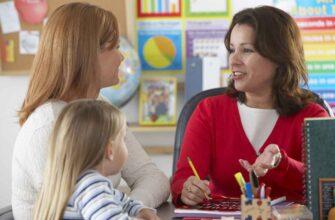 Секрет взаимоотношений между воспитателем и родителями