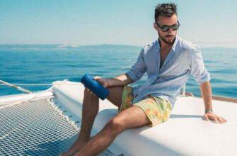 Как быть стильным летом мужчине