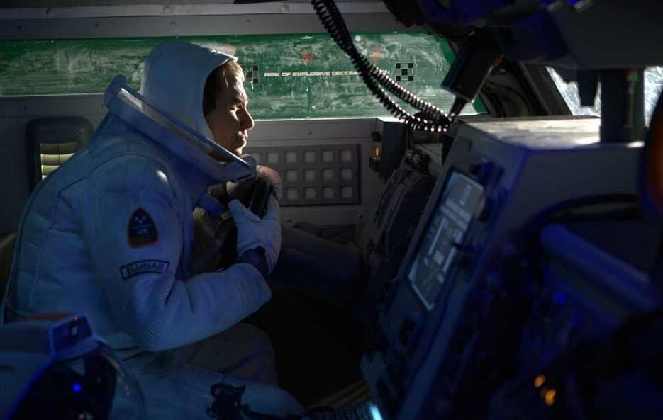 Фильмы про космос фантастика - 10 лучших